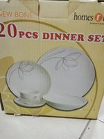 Used 20pcs diner set homes are us in Dubai, UAE