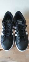 Used Adidas Cloudfoam black sneakers in Dubai, UAE