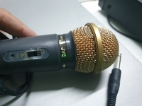 Mic JVC 2 meter cable like new