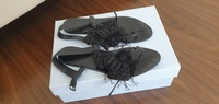 Used Zara sandals size 40 in Dubai, UAE