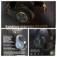 Used Foldable wireless headphone in Dubai, UAE