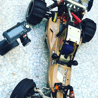 Used Hpi baja 5b ss fully modified  in Dubai, UAE