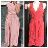 2 dresses new from patpat size M