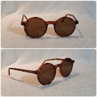 Cute brown sungglass for kids