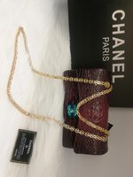 Used Chanel Paris sling bag designed in Dubai, UAE