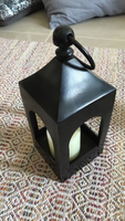 Used Pottery barn lantern  in Dubai, UAE