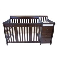 Used Giggles Expresso Wood Crib in Dubai, UAE