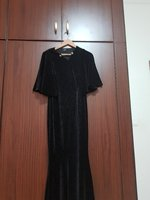 Used Velvet Formal Dress in Dubai, UAE