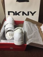 Used New Dkny Sneakers Size 39.5 in Dubai, UAE