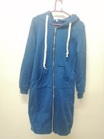 Used Women's Hooded Overcoat,Ladies Zipper in Dubai, UAE