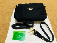 Used Ks black sling bag in Dubai, UAE
