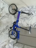 16 inch foldabel bike