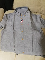 New stylish grey shirt for him size 4Xl