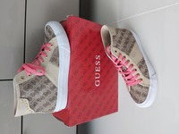 Guess high top sneakers new