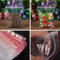 Used 100 small ziplock plastics bag in Dubai, UAE