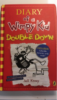 Used Diary of a wimpy Kid Double Down Book 11 in Dubai, UAE
