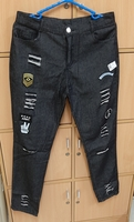 Used Large size jeans in Dubai, UAE