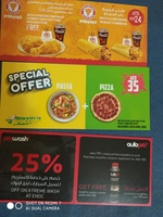Used Discount vouchers.saves a lot in Dubai, UAE