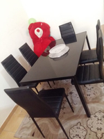 Used Dining Table set for 6 person  in Dubai, UAE
