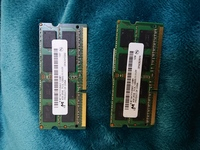 Used 2 pcs DDR3 Ram 4GB +4GB in Dubai, UAE