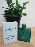 Used Versace Eros men perfume 100ml in Dubai, UAE