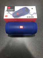 Used JBL Charge 2+ Wireless Speaker Blue  in Dubai, UAE
