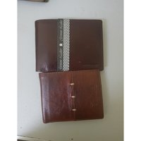 Used Men's brand new leather wallets for sale in Dubai, UAE