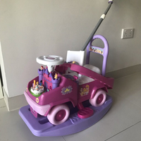 Used Kiddieland Disney Princess 4in1 Ride On  in Dubai, UAE