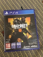 Used Call of duty black ops ps4 game in Dubai, UAE