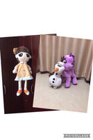 Pony and Olaf new
