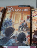 Used Kill a mocking bird book in Dubai, UAE