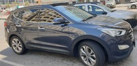Used Hyundai Santafe 3.3 model 2016 in Dubai, UAE