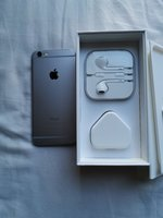 Used IPhone 6 withbox and original accessorie in Dubai, UAE
