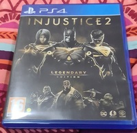 Used Injustice 2 PlayStation 4 in Dubai, UAE
