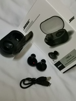 Used New Earbuds Bose Black High bazz in Dubai, UAE