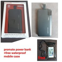 Used Promate power bank 10000mah (new) in Dubai, UAE