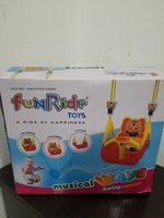 Used Baby Musical Swing Box pack upto 6 years in Dubai, UAE