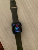 Used Apple watch series 3 - 42mm in Dubai, UAE
