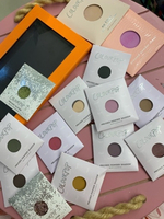 Used Colourpop eyeshadows, blush and powder in Dubai, UAE