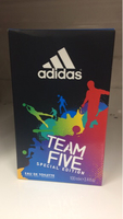 Used Adidas Perfume. 100 ml new in Dubai, UAE