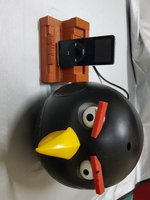 Angry Birds speaker system