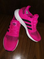Used Adidas new running shoes size 38-39 in Dubai, UAE