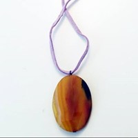 Used Tiger's Eye Necklace in Dubai, UAE
