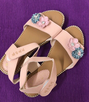 Girl Pink Sandals/ 36 size