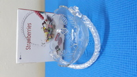 Used NEW STYLISH STAND GLASS BOWL in Dubai, UAE