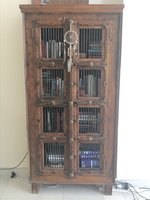 Used Solid wood library from Marina furniture in Dubai, UAE