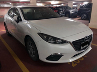 Used Mazda 3 2016 White [Excellent Condition] in Dubai, UAE
