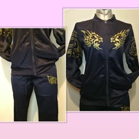 Used New training suit dark blue for her in Dubai, UAE