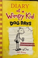 Used Diary of a wimpy kid: Dog days  in Dubai, UAE