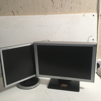 Used Samsung and marai lcd bundle  in Dubai, UAE